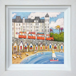 Wish Ewe Were 'Ere (Torquay) - 3D High Gloss