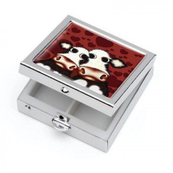 I Love Moo - Pill Box