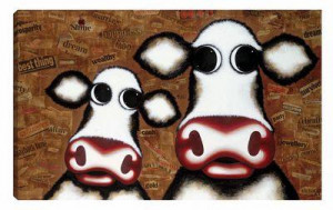 Have I Got Moos For You - Box Canvas
