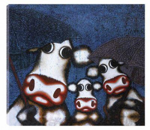 Beef Dripping - Box Canvas