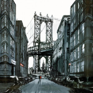 Once Upon A Time In America - Mounted