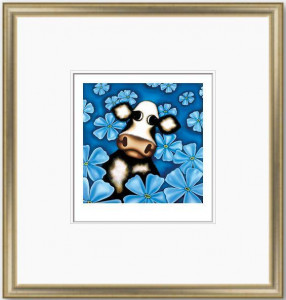 flower power - framed