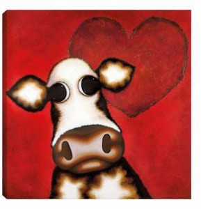 Always And For Heifer - Box Canvas