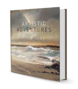 artistic adventures - open edition book