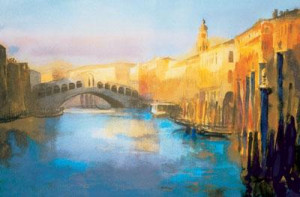early morning rialto - print only