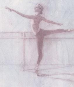 darcey ii (darcey bussell) - ballet - mounted