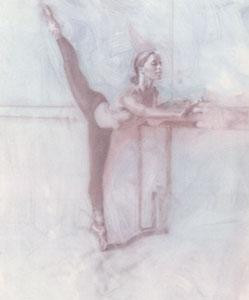 darcey i (darcey bussell) - ballet - mounted