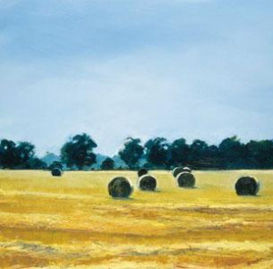 Late Summer - On Canvas - With slip