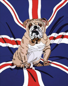 British Bulldog - Board Only