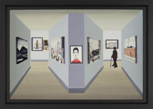 The Lowry Gallery - Framed