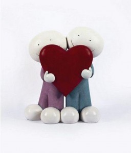 I Love You This Much - Sculpture