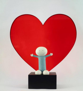 lots of love sculpture
