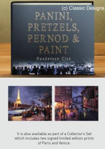 panini, pretzels, pernod and paint limited edition