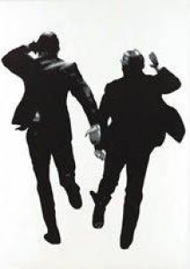 bring me laughter (morecambe and wise) - mounted