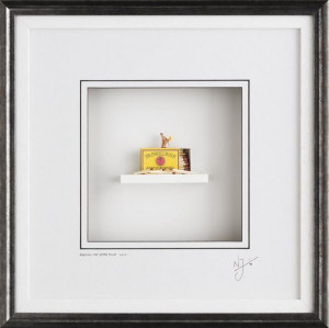 keeping the spark alive - framed