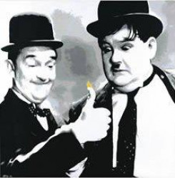 Fire Starter (Laurel and Hardy)
