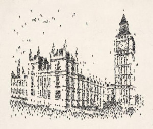 people's parliament - box canvas
