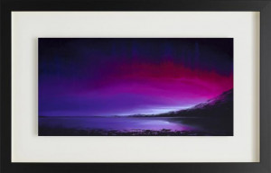 Fire Flies - Framed