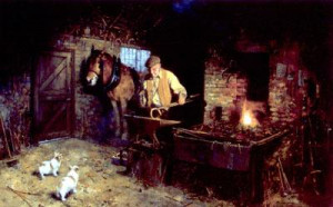 jimmys forge - print only