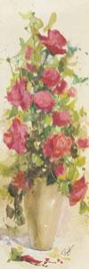 Roses - Mounted