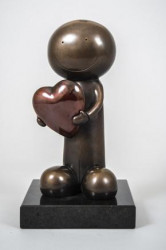 Giving You My Heart (Bronze)