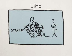 Life - Print only