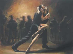 Tango - Canvas - Board Only