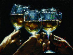 Study For A Better Life White Wine