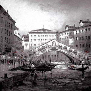 city visions iv - venice - board only