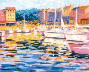 Harbour Honfleur - Board Only