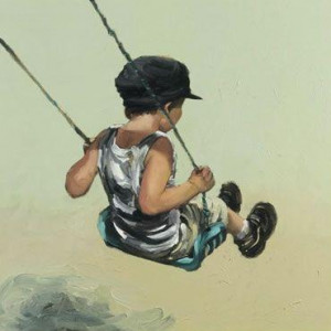In The Swing Of Things - Mounted