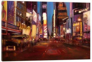 new york dreams - box canvas
