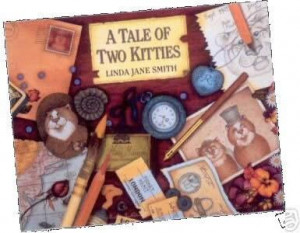 a tale of 2 kitties - deluxe & le print