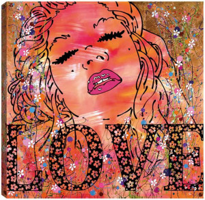love - box canvas