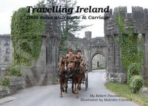 Travelling Ireland, 1000 miles with a horse and carriage