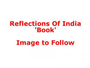 Reflections Of India Book (Deluxe)