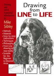 drawing from line to life - book