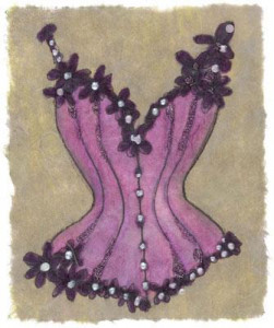 Crazy Corsets I - Mounted