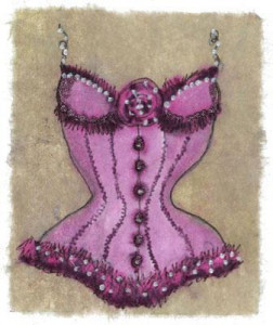 crazy corsets ii - mounted