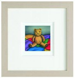 Billy The Bear - Framed
