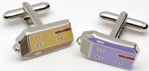 summer days, winter nights - cufflinks