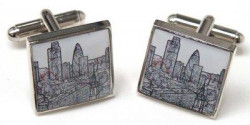 In The City - Cufflinks