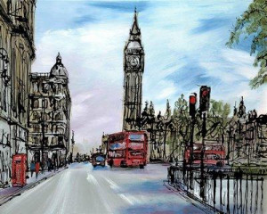 Westminster - Box Canvas