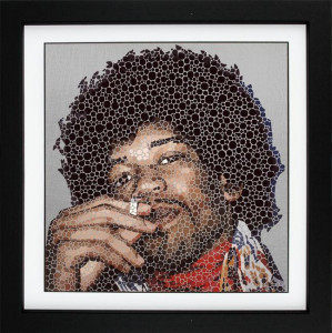 Hey Joe (Jimi Hendrix) - Framed
