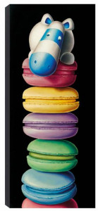 Macarooned - Box Canvas