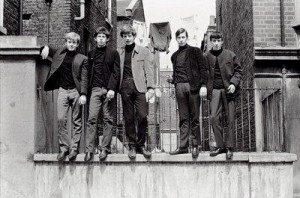 the rolling stones, march 1963 - mounted