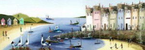 Safe Harbour (Paper) - Mounted