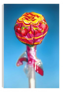 still life - lollipop (canvas) - box canvas