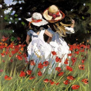 Summer Poppies - Board Only