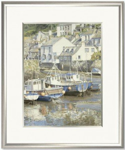 Fishermans Retreat - Framed